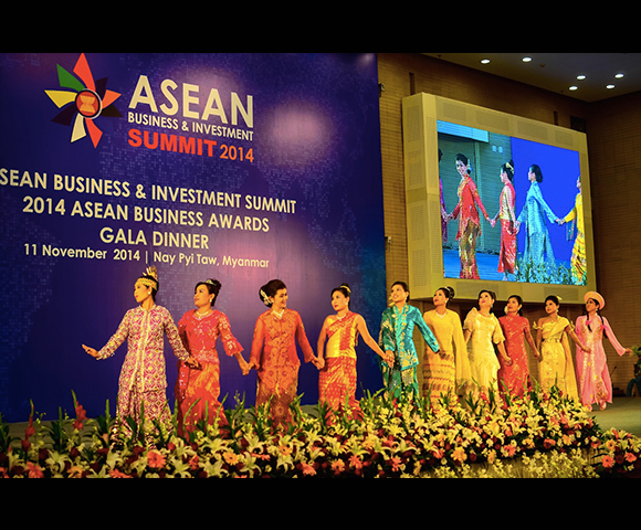 ASEAN Business and Investment Summit 2014, Event Companies in Myanmar, event planner, event organizer