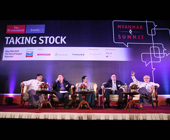 Taking Stock : Myanmar Summit 2015, Event Companies in Myanmar, event planner, event organizer